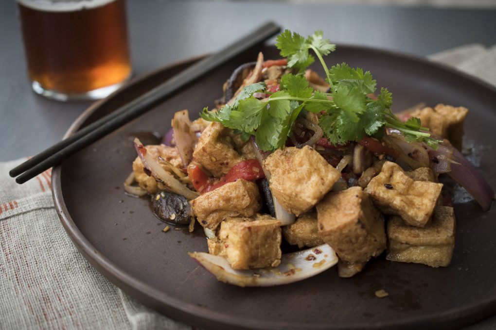 Photo of Lemongrass Tofu